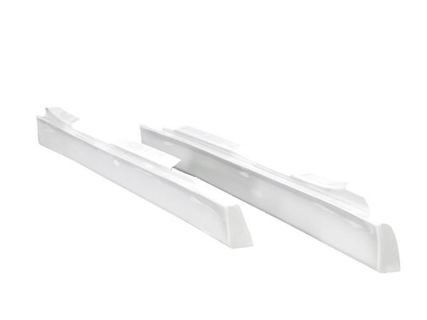 アルテッツァ SXE10 GXE10 サイドステップ 前期 後期 H10/10~H13/4 H13/5~H17/7 FRP 未塗装 社外品 左右セット ALTEZZA トヨタ TOYOTA
