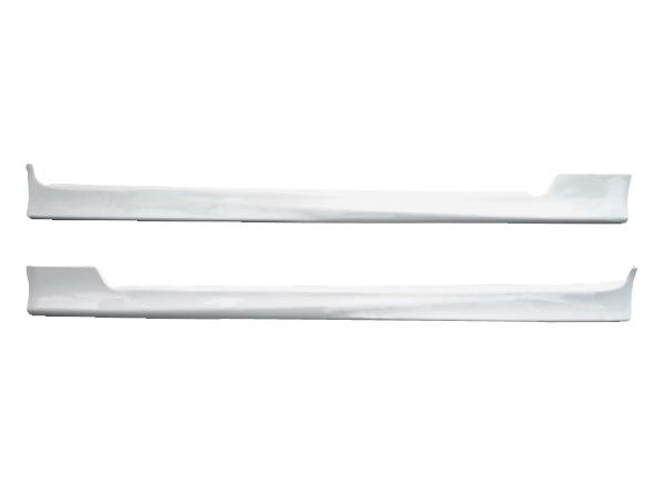 スカイライン R34 ER34 サイドステップ H10/5~H12/8/28 H12/8/30~H14/8 H10/5~H14/8 FRP 未塗装 社外品 左右セット SKYLINE 日産 ニッサン 4ドア
