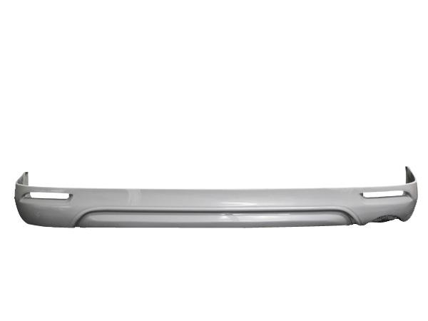 VOXY ZRR70W リアハーフ 2007/6~2014/1 Z ZS ZS煌 H19/6~H26/1 FRP 未塗装 社外品 ヴォクシー ボクシー トヨタ TOYOTA