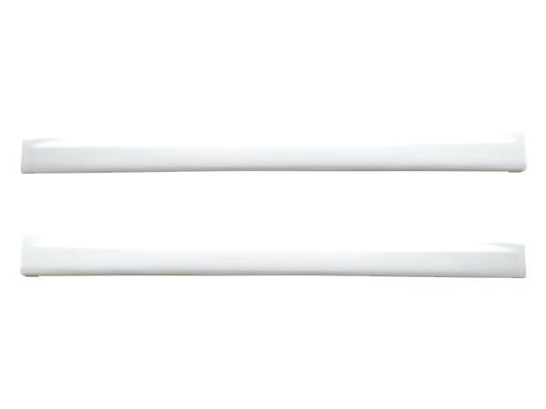 マークX GRX120 サイドステップ 前期 後期 H16/11~H21/9 FRP 未塗装 社外品 左右セット MARK X トヨタ TOYOTA