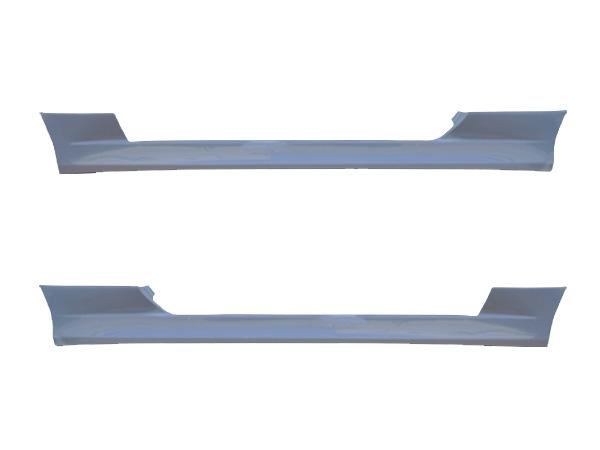 スカイライン R32 サイドステップ 前期 後期 2ドア用 H1/5~H5/8 FRP 未塗装 社外品 左右セット SKYLINE 日産 ニッサン NISSAN