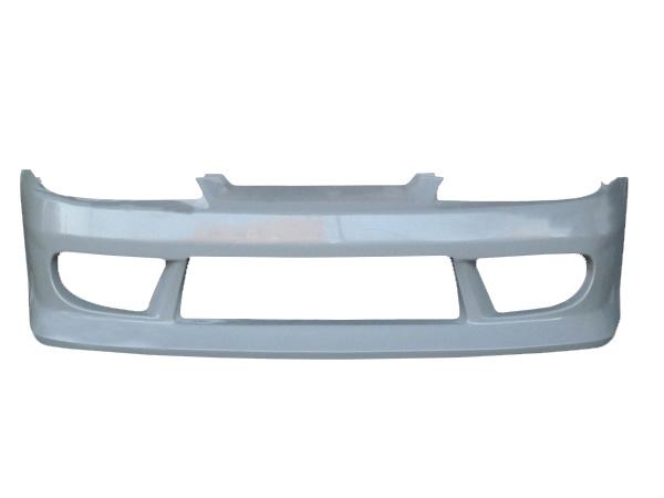 シルビア S15 フロントバンパー H11/1~H14/8 FRP 未塗装 社外品 SILVIA 日産 ニッサン NISSAN
