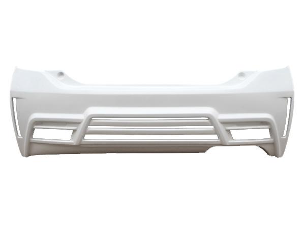 プリウス 30プリウス 30 ZVW30 リアバンパー 前期 H21/5~H23/11 FRP 未塗装 社外品 PRIUS トヨタ TOYOTA