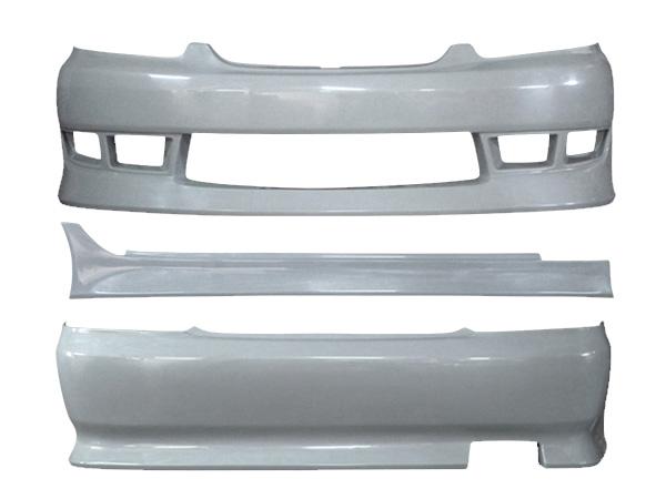 マーク GX110 JZX110 エアロセット 前期 H12/10~H14/9 FRP 未塗装 社外品 MARK II MARK2 トヨタ TOYOTA