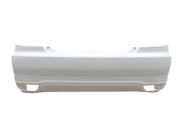 マークX GRX120 リアバンパー 前期 後期 H16/11~H21/9 FRP 未塗装 社外品 MARK X トヨタ TOYOTA
