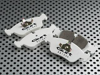 ■ベンツ・フロントブレーキパッド AMG-8pot専用 (ガルト)