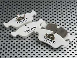 ■VW用 フロントブレーキパッド ガルト (センサー2個付)