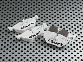 ■フィアット用 信用 メイルオーダー リアブレーキパッド ガルト