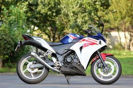 SP忠男製 HONDA CBR250R用 POWER BOX マフラー