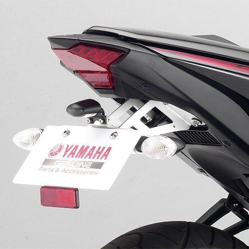 YAMAHA ワイズギア YZF-R25/R3/MT-25用ライセンスプレートホルダー Q5K-YSK-084-E04