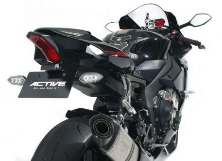 Fender Eliminator//Tail Tidy for the Yamaha YZF-R1