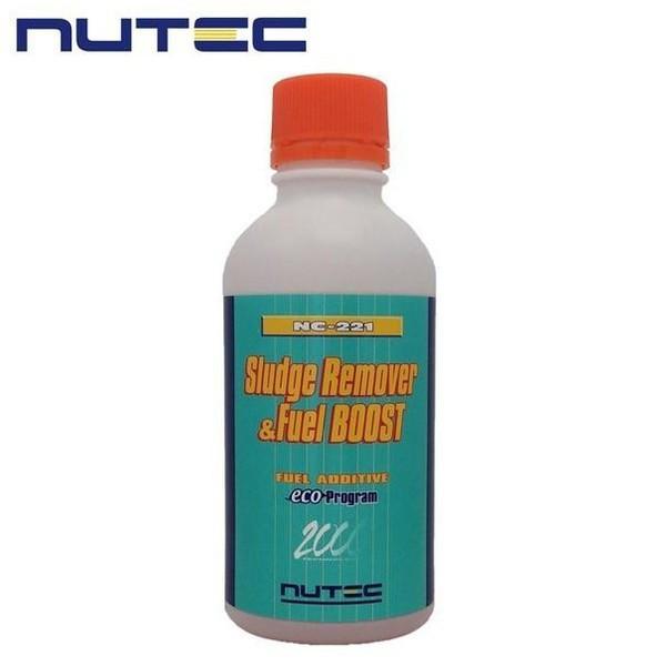 お得クーポン発行中 信頼のNUTECケミカル NUTEC ニューテック スラッジリムーバー フュエルブースト NC-221 百貨店