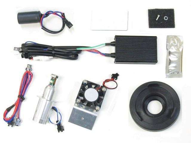 メーカー保証1年付き PROTEC(プロテック) LB7-BS LEDヘッドライトバルブ 6000k 20w BMW S1000RR (15-17)専用