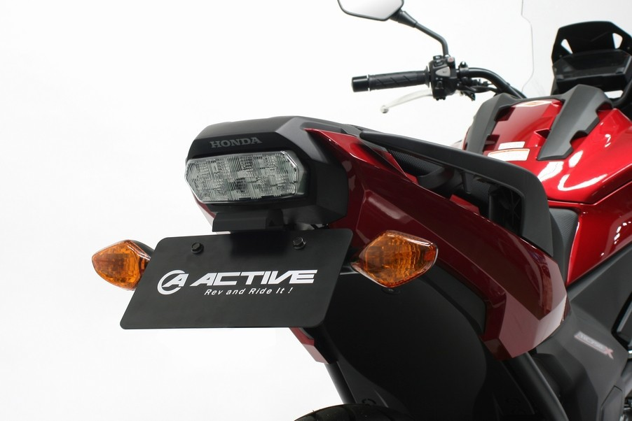 HONDA MC750X/S(ABS可) ACTIVE(アクティブ) フェンダーレスキット ブラック(1151088)