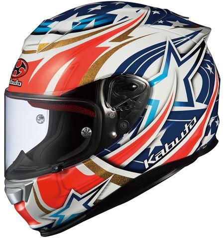 OGK KABUTO(カブト) RT-33 ACTIVE STAR(アクティブスター) フルフェイスヘルメット