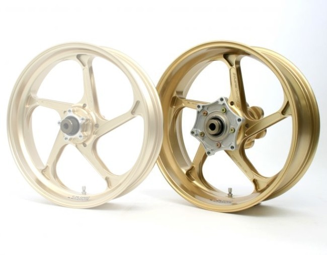 GALE SPEED アルミ鍛造リアホイール400-17(TYPE-GP1S) YZF-R25/R3 MT-25/03(ABS車用)