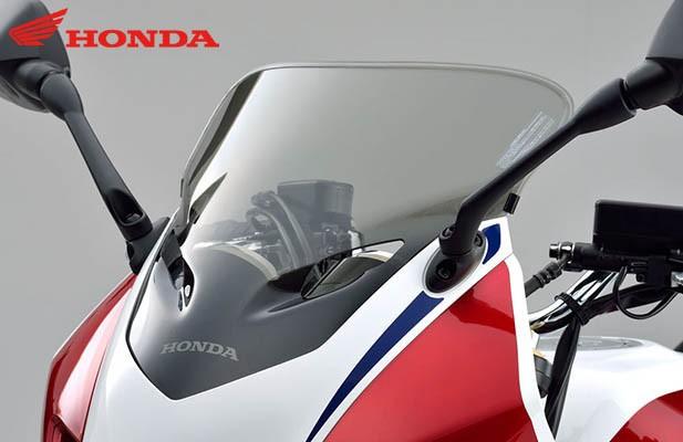 HONDA CB1300SB 純正オプション・ウインドスクリーン(08R70-MFP-901)
