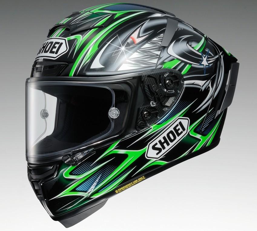 SHOEI(ショウエイ) X-Fourteen / X-14 YANAGAWA5 フルフェイスヘルメット
