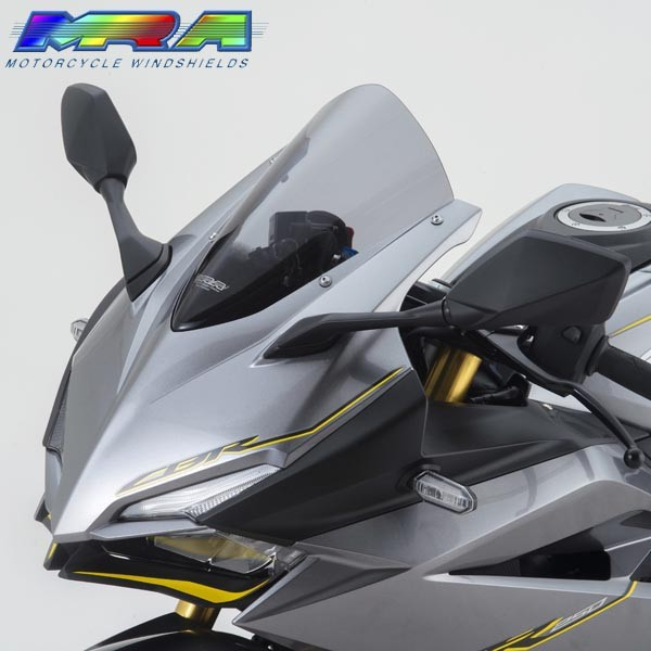 HONDA CBR250RR MRA レーシングスクリーン(スモーク)(MR114S)