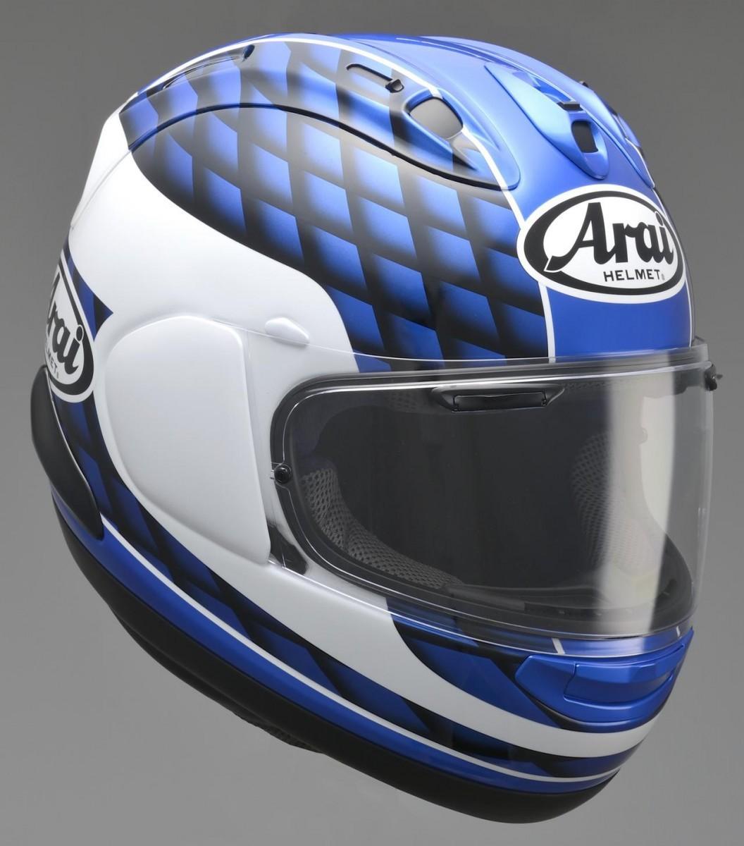 タイラレーシング Arai RX-7X Taira(タイラ) BLUE (ブルー) フルフェイスヘルメット