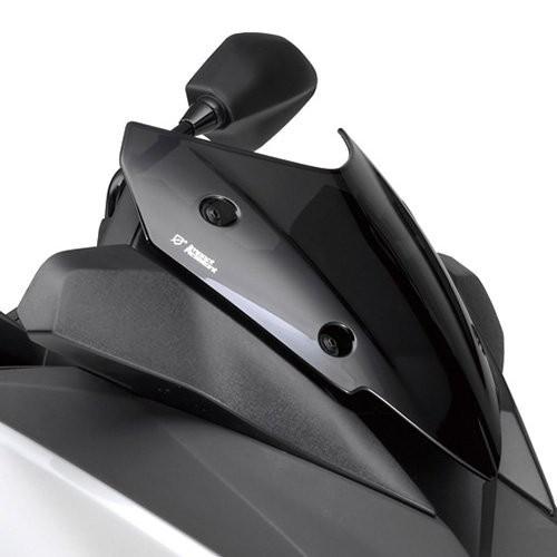 YAMAHA ワイズギア XMAX用スポーツスクリーン (Q5K-YSK-111-R01)