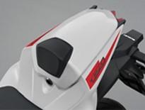 SUZUKI GSX-R125 ABS シングルシートカウル ブリリアントホワイト 45550-23810-YUH