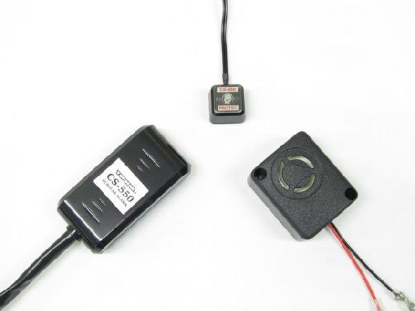 Protec(プロテック) CS-550M オートバイ用盗難警報器