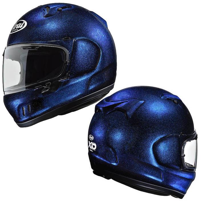 Arai(アライ) XD(エックス・ディー) フルフェイスヘルメット グラスブルー 東単オリジナルカラー