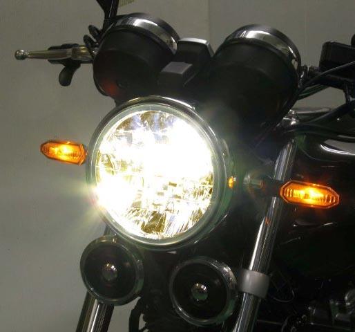HONDA CB1100RS/EX PROTEC LEDマルチリフレクターヘッドライトキット LBH-H10