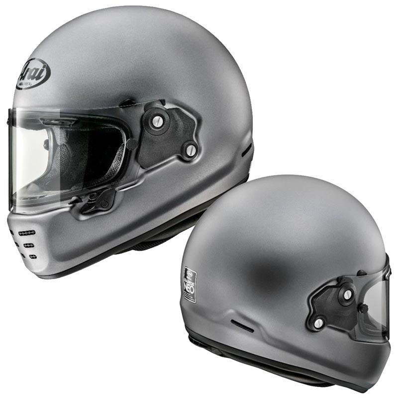 Arai RAPIDE NEO(ラパイド・ネオ)フルフェイスヘルメット PLATINUM GLAY