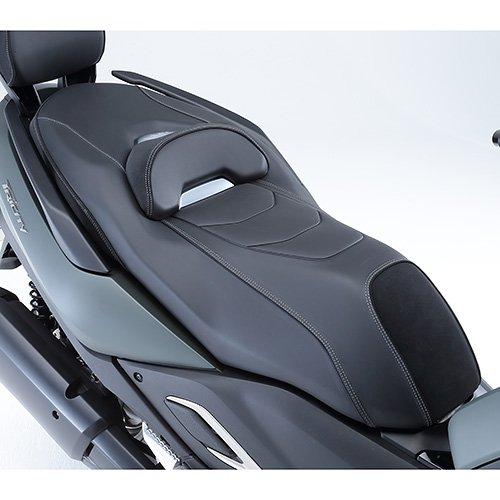 ロングライディングでの快適性を向上させるコンフォートシート 超歓迎された ワイズギア 予約販売品 YAMAHA コンフォートシート Q5K-YSK-126-G01 トリシティ300