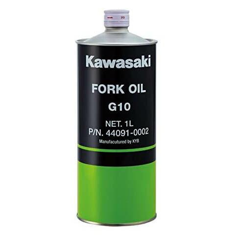 カワサキ純正フォークオイル Kawasaki 国内送料無料 カワサキ純正 フォークオイル お得なキャンペーンを実施中 G10 J44091-0002