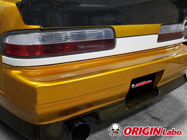 S13 シルビア バックパネル【 ORIGIN Labo. / オリジンラボ 】