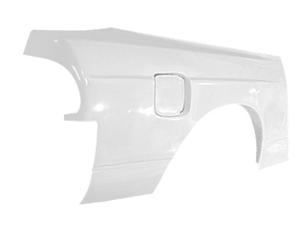 180SXプレスライン入+50mm リアフェンダー 左右セット【ORIGIN Labo./オリジンラボ】