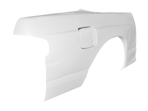 S13 シルビアプレスライン入り+50mm リアフェンダー【ORIGIN Labo./オリジンラボ】