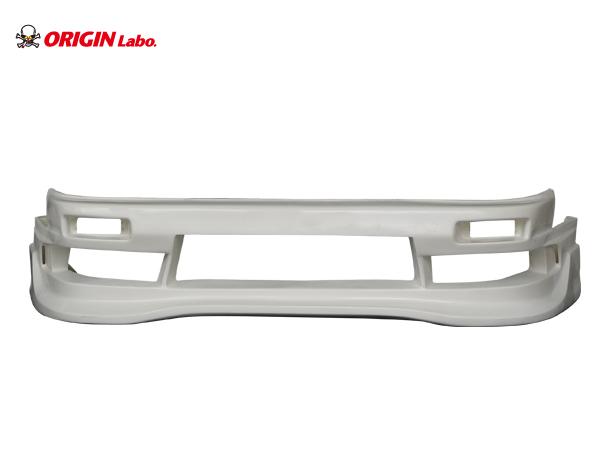 S13 シルビア全年式 レーシング フロントバンパー レーシングライン【ORIGIN Labo./オリジンラボ】