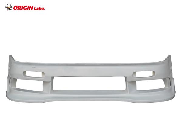 S14 シルビア前期 フロントバンパー レーシングライン【ORIGIN Labo./オリジンラボ】