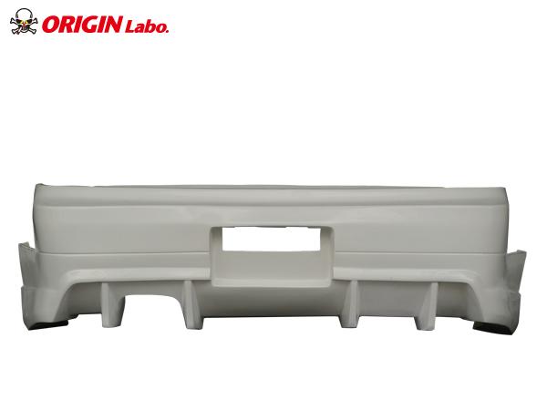 S14 シルビア後期 リアバンパー レーシングライン【ORIGIN Labo./オリジンラボ】