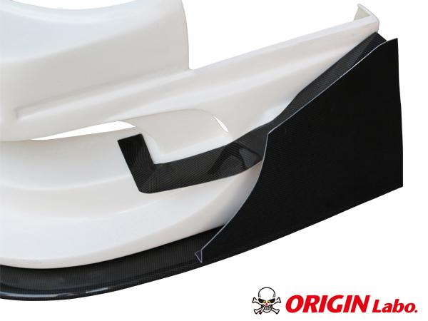 S13 シルビア カーボン製 フロントカナード 【ORIGIN Labo./オリジンラボ】