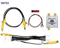 純正ナビにモニターが増設できる映像出力キット!ビートソニック VKT32 ビデオ出力アダプターキット (日産カーウィングスナビゲーションシステム地デジ付HDD方式付車専用) Beat-Sonic