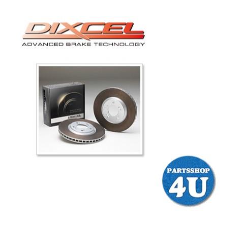 【DIXCEL】【ディクセル】【ヒーティッド ディスクローターHD】【ブレーキローター フロント2枚SET】【LEXUS IS F】【型式 USE20】年式 07/12~ 【型番311 9305】