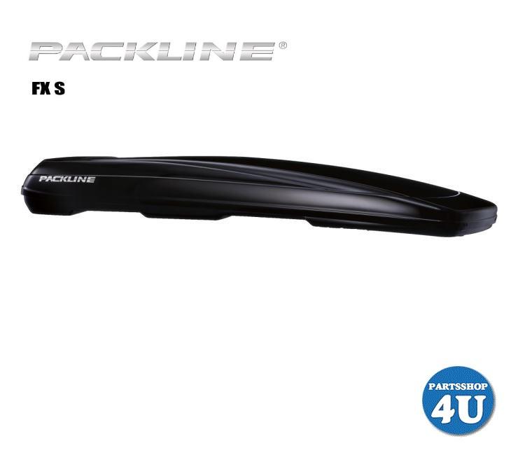PACKLINE パックライン FX-S ルーフボックス ノルウェーブランド グロスブラック / グロスホワイト 容量:460L スキー スノーボード フィッシング など用品の収納に アウトドア ジェットバック キャリア 収納 正規品 代引き不可 送料無料 10年保証