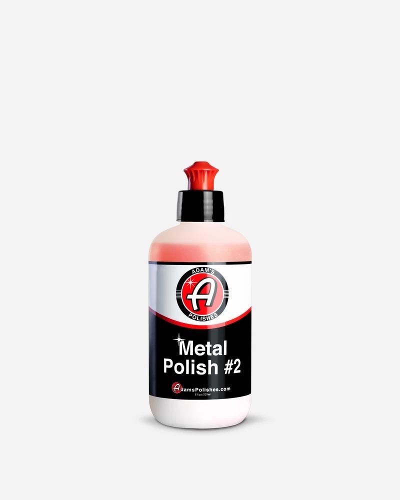 内祝い 日本正規代理店 アダムス ポリッシュ 国産品 正規ルート 輸入 カーケア 洗車 カーケア用品 アメリか polishes Adam's Polish #2 MP2406-01-008 メタルポリッシュ Metal 鏡面に光沢を与える