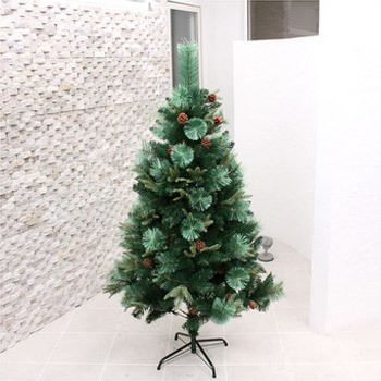 【あす楽12時まで】 クリスマスツリー 150cmクリスマスツリー(プレミアムパイン/ヌード) 【 飾りなし グリーンヌードツリー 装飾 】