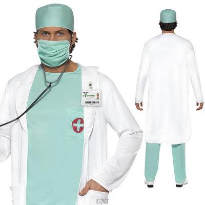 【送料無料】 ドクター(外科医) 大人用 M M【 コスプレ】 衣装 男性用 ハロウィン 仮装 コスチューム 大人 服 メンズ ドクター 手術服 医者 パーティーグッズ 男性用】, オオイズミマチ:39df1bf7 --- officewill.xsrv.jp
