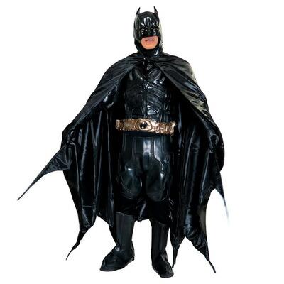 【送料無料】 !! ダークナイトバットマン L 【 コスプレ 衣装 仮装 ハロウィン 余興 大人用 メンズ アメコミ コスチューム バットマン 公式 パーティーグッズ 映画キャラクター 正規ライセンス品 男性用 DCコミック 】