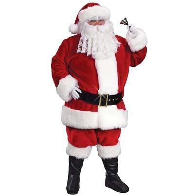 【送料無料】 サンタ コスプレ リージェンシーサンタ Std 【 コスプレ 衣装 仮装 大人 メンズ 服 クリスマス コスチューム サンタクロース サンタコス 大人用 男性用 サンタ服 】