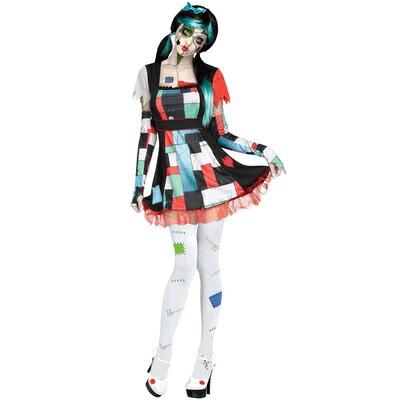 【送料無料】 ラグドール SM 【 仮装 衣装 コスプレ ハロウィン 余興 大人用 人形 パーティーグッズ レディース コスチューム 女性用 】