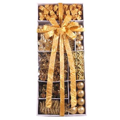 【送料無料】 クリスマス ツリー オーナメント Funderful 210cm用クリスマスツリーオーナメントセット 【 パーティーグッズ 飾り クリスマスパーティー 装飾 ツリー飾りセット 雑貨 デコレーション クリスマス飾り 】