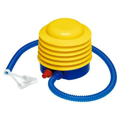 エアーポンプ 夏 在庫一掃 レジャー 水物 空気入れ 海水浴 アウトドア 5インチ ビーチグッズ 取寄品 プール用品 売れ筋 エアポンプ 便利